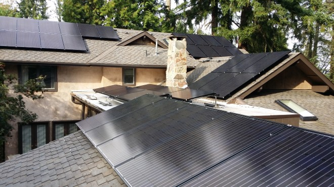 Woodinville 2014/ 5.7 KW System