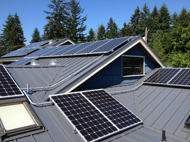 Seattle 2015/ 9.975 KW System