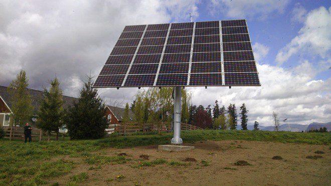 Enumclaw - 9.8 KW Solar World System