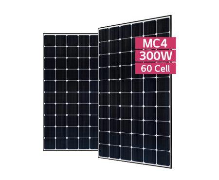 LG NeON2 300 Watt Solar Panels Image