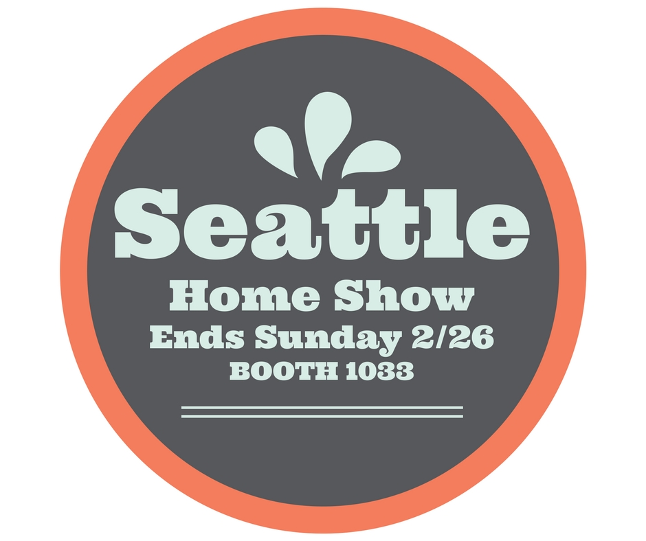 Seattle Home Show Ends 2/26!