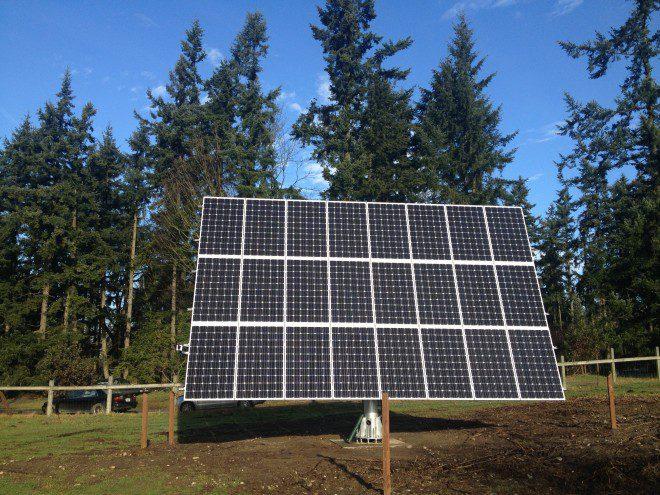 Enumclaw - 6.48 KW Solar World System